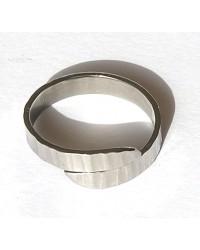 anello a fascia mm.4 ribattuta