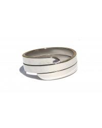 anello a fascia mm3 doppio giro