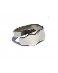 anello sagomato ondulato
