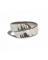 anello a fascia 6mm.ribattuta